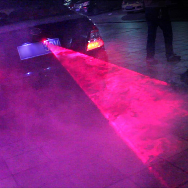 Omni Auto Rear Laser Light