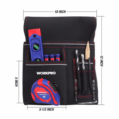 WorkPro Multifunction Waist Bag