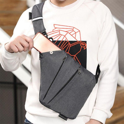 Slim Anti Theft Bag