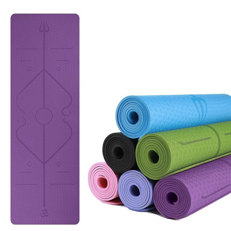 Yoga Mat Non Slip For Beginners