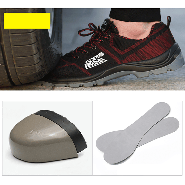 Modern Extra Protection Outdoor Work Shoes