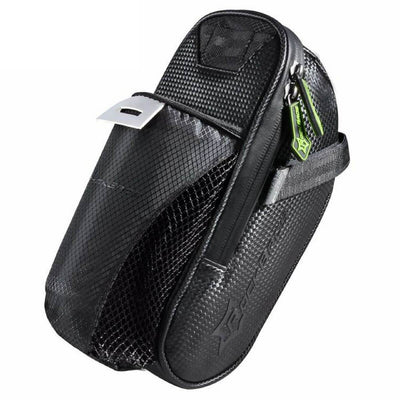 Rainproof Mountain Bike Kettle Bottle Bag with Reflective Tape