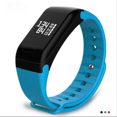 Waterproof Smart iPhone Bracelet, Fitness Tracker (Compatiable with Android)