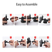 Multifunction Auto Locking Phone Holder- Universal Fit