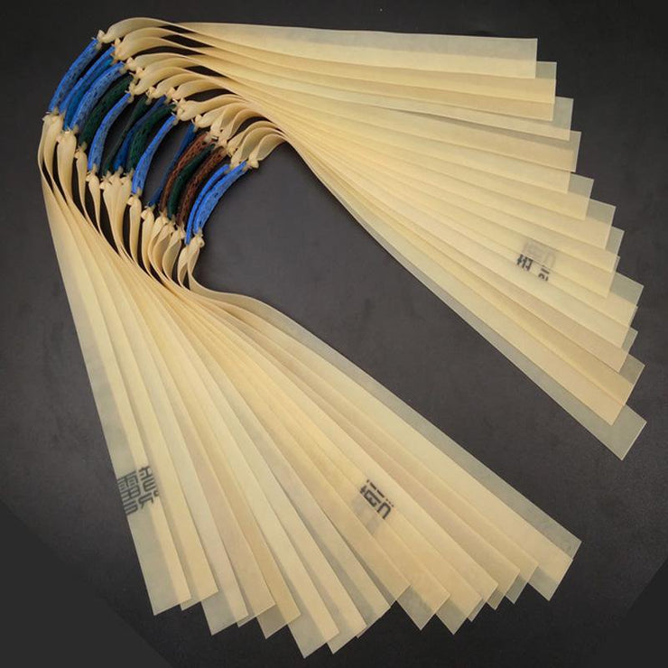 5pcs Powerful Catapult Flat Strip Replacement - 5 Strip