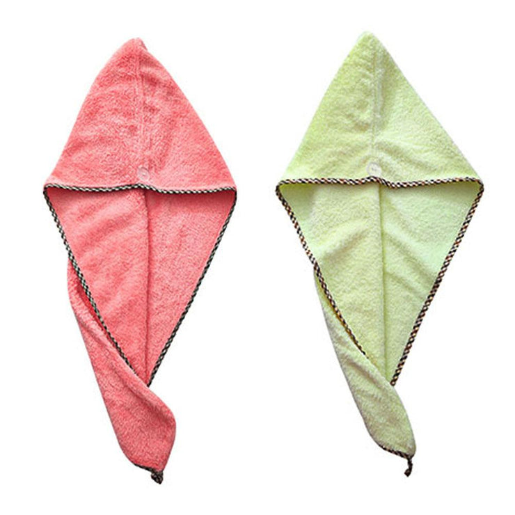 Quick Drying Absorbent Head Towel
