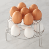 14 Stack Egg Steamer Rack (2 Pieces)
