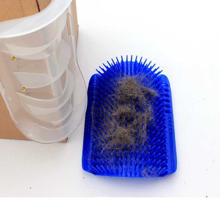 Self Groomer Brush for Cats