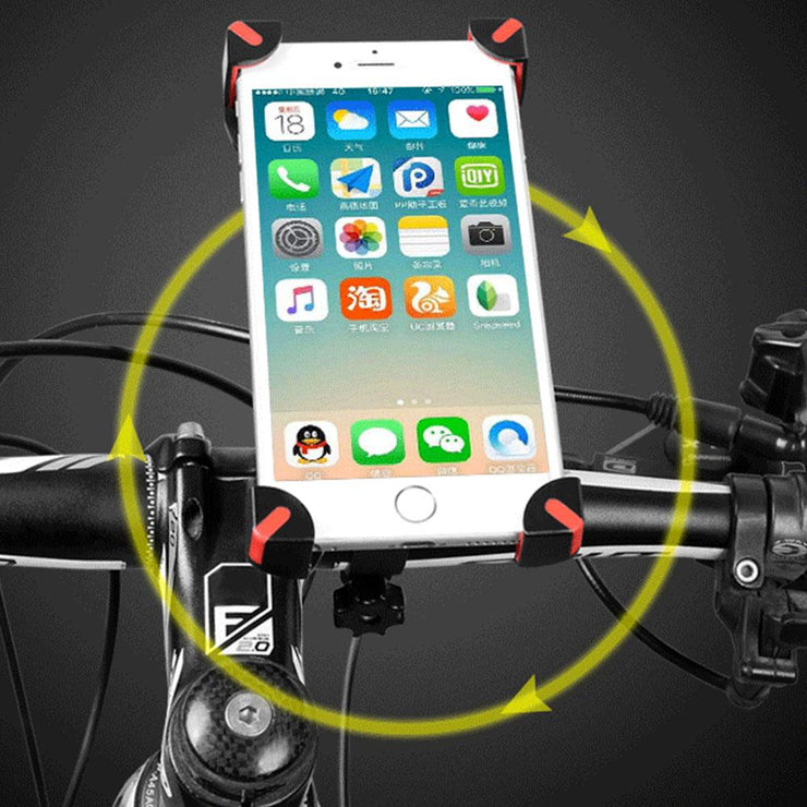 Amazing 360 Cycling Phone Mount