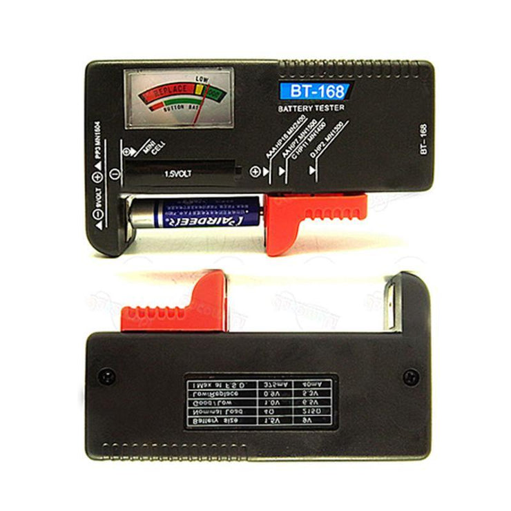 Easy Read Battery Tester