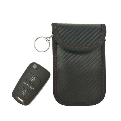 Faraday Bag Car Key Cage RFID Signal Blocker Cover