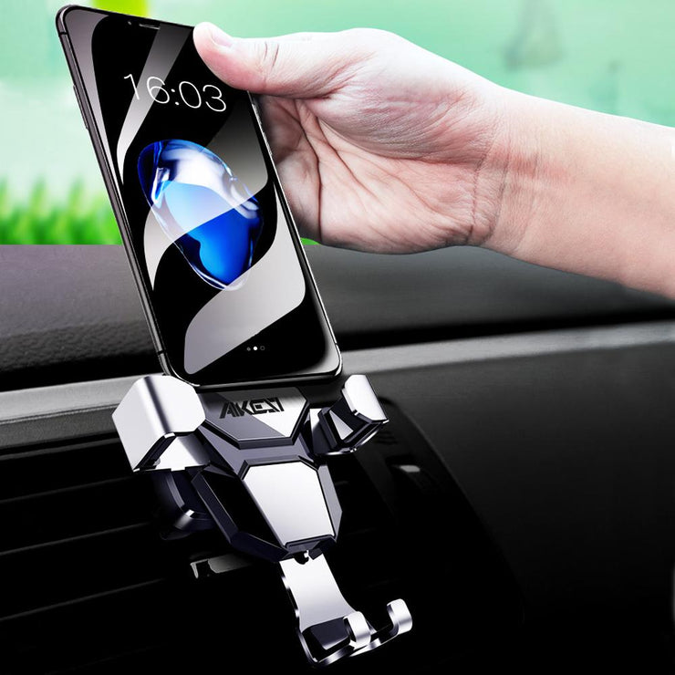 Universal Buckle Type Air Flow Smartphone Mount