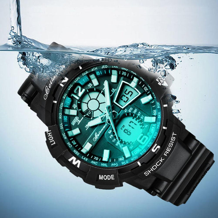 Stylish Shock Resist Sport Watch