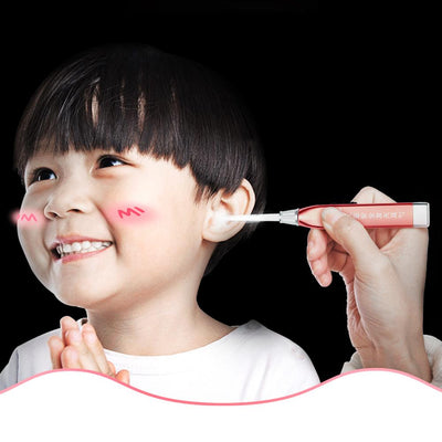 Safety Children's Illuminating Ear Pick Set