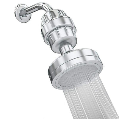Shower Head With 15 Stage Shower Filter For Chlorine Removal