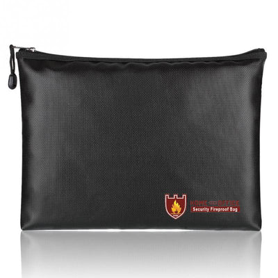 e92fc51ac39d Fireproof Document Safe Bag | Fire Protection Case | Waterproof and ...