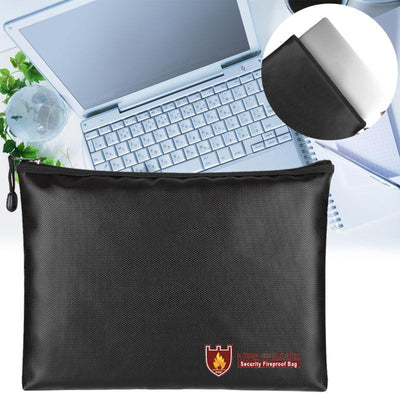 Fireproof Document Safe Bag
