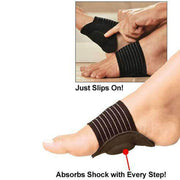 Sports Assist Arch Compression Sleeves (4 Pairs)