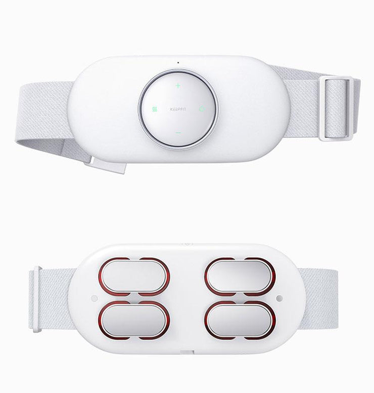 Smart Waist Massager EMS Infrared Heating Wireless Remote Massage