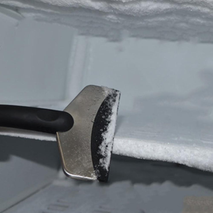 Stainless Snow Shovel and Ice Scraper (2 Pieces)