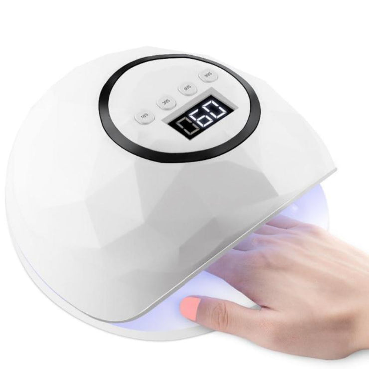 UV LED Nail Lamp For Gel Nail Dryer With Digital Timer Display