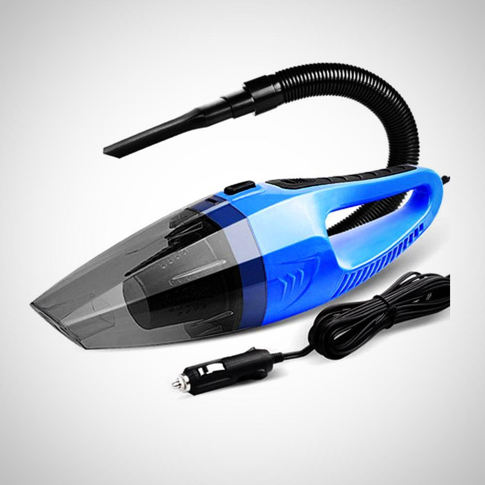 Heavy Duty Portable Cordless Car Vacuum Powerful Auto Cleaner