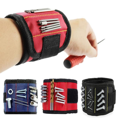 Screw And Nails Holder Magnetic Wristband
