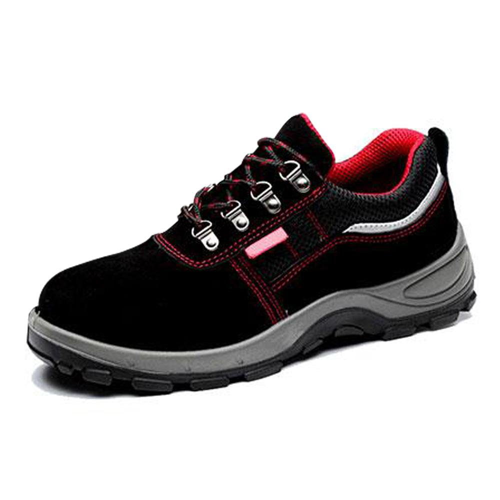 Work Shoes For Men Indestructible Steel Toe Shoes For Men Regulustlk