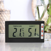 Digital Hygrometer with Indoor Humidity Thermometer