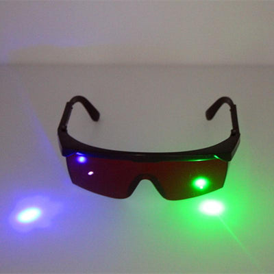 Laser proof Safety Glasses