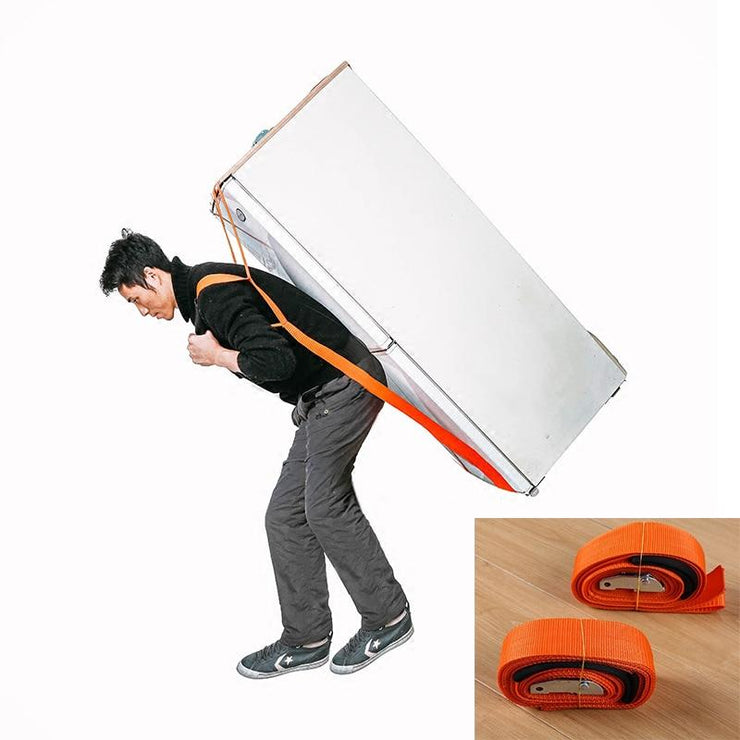 Moving Straps Forearm Forklift Lifting Aid