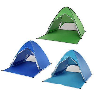 Pop Up Tent Automatic Sun Shelter