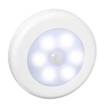 Motion Sensor LED Light (White - Pack of 4)