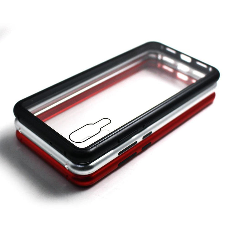 Luxury Magnetic Safety Phone Case for Samsung