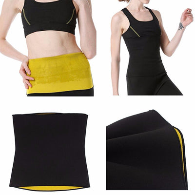 Body Shaping Fitness Waist Support