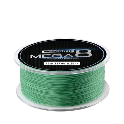 Braided Fishing Line 8 Strand Weave Multifilament Rope
