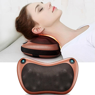 Car Neck Massage Pillow with Full Body Massage