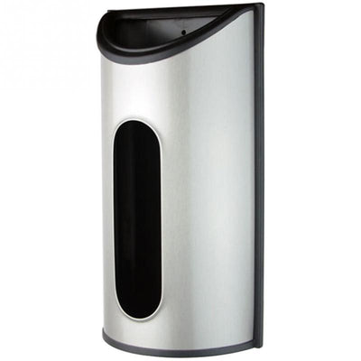 Wall Mounted Grocery Bag Dispenser Stainless Steel