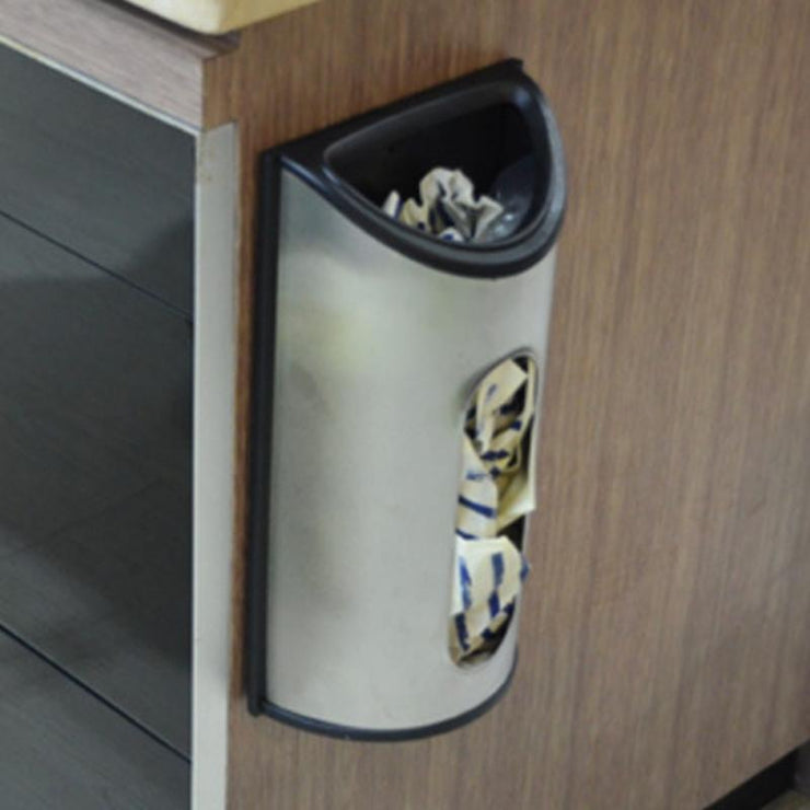 Wall Mounted Grocery Bag Dispenser