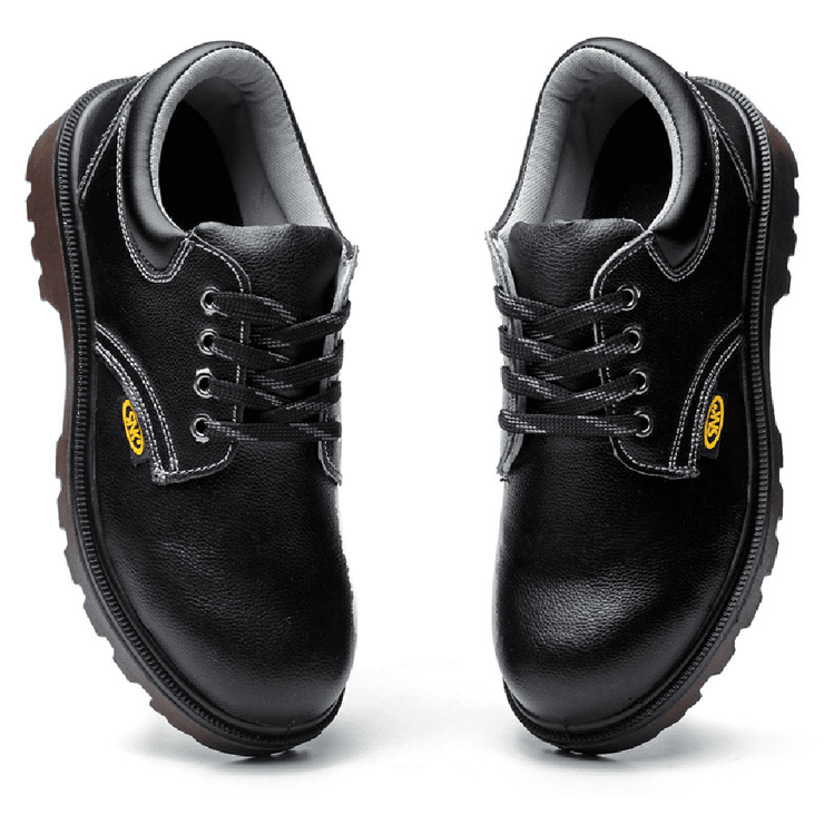 Sleek Disaster-proof Premium Leather Shoes