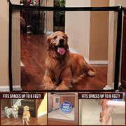 Retractable Dog Fence