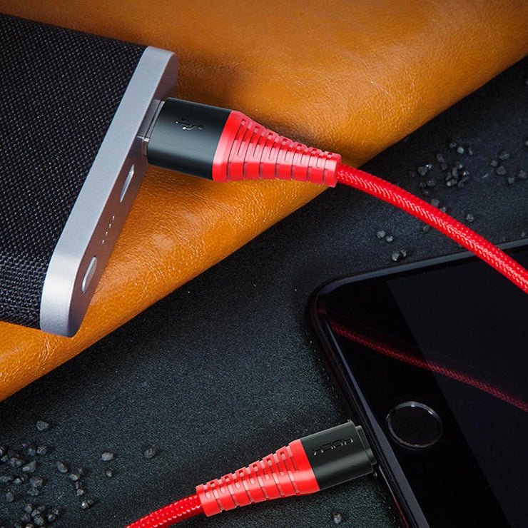 Rock Ultra Durable iPhone USB Cable