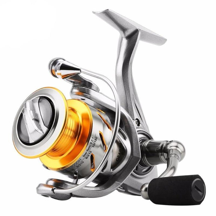 Spinning Reel Anti Corrosion Saltwater Power Spin Wheel