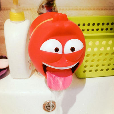 Silicone Cute Animal Sink Tap