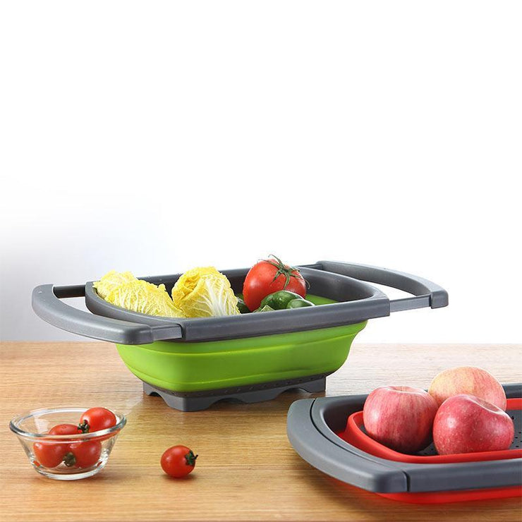 Collapsible Kitchen Colander