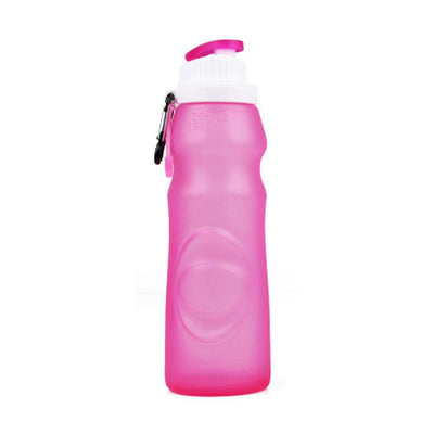 Portable Silicone Water Bottle