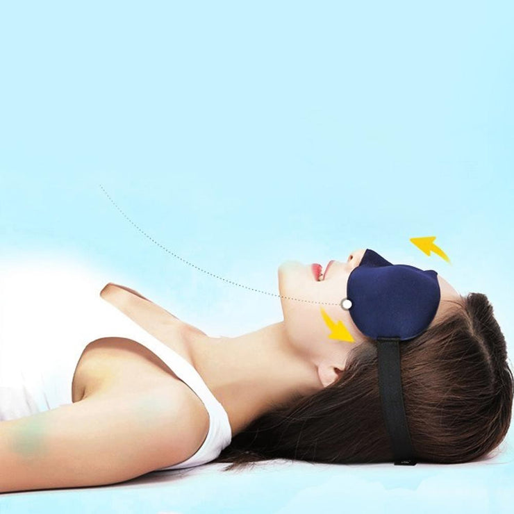 Sweet Dreams? Maximum Comfort Eye Mask