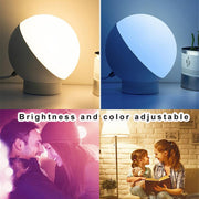 Dimmable LED Smart Table Lamp (Amazon Alexa and Google Home Capable)