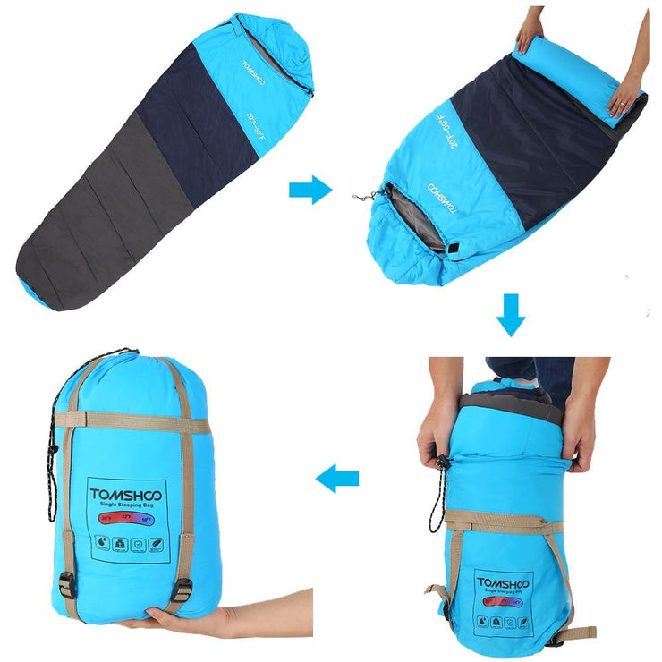 Adventure Buddy Mummy Sleeping Bag