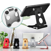 Elegant Compact Foldable Smartphone Stand